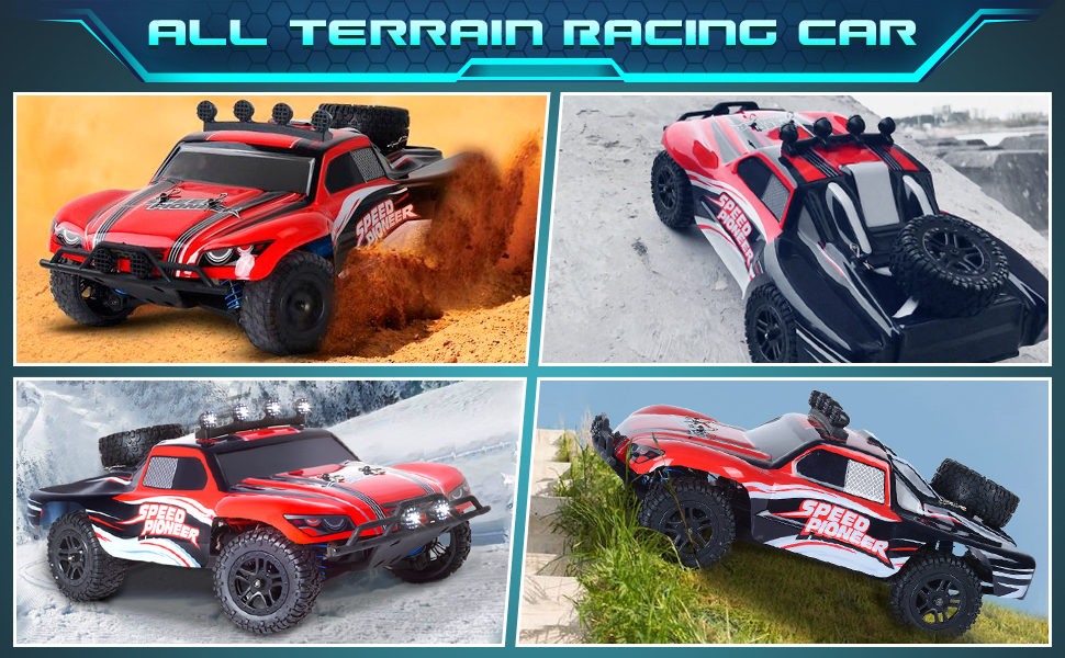 f3fc2010 a986 47bb babf d11b3d4eb372.  CR0,0,970,600 PT0 SX970 V1    - RC Cars, 1/18 Scale High-Speed Remote Control Car for Adults Kids, 40+ kmh 4WD 2.4GHz Off-Road Monster RC Truck, All Terrain Electric Vehicle Toy Boy Gift with 2 Batteries for 40+ Min Play