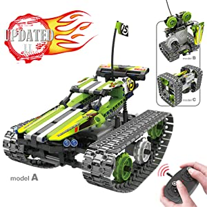 166e6226 cfae 45c0 834b aaced56fcd71.  CR0,0,1001,1001 PT0 SX300 V1    - Remote Control Car Building Kit - RC Tracked Racer 3 in 1 Building Set, Fun, Educational, Learning, STEM Toys, Best Gift for Kids Age 8-12, 14 Year Old Boys and Girls (353pcs)