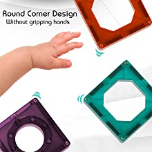 2a51d685 eb99 49d6 a805 995e09a03deb.  CR0,0,880,880 PT0 SX220 V1    - JUMAGA Magnetic Tiles Marble Run for Kids, 3D Pipes Magnets Building Blocks Track Set, STEM Educational Toy Gift for Toddlers Boys Girls Age 3+, 125 Piece