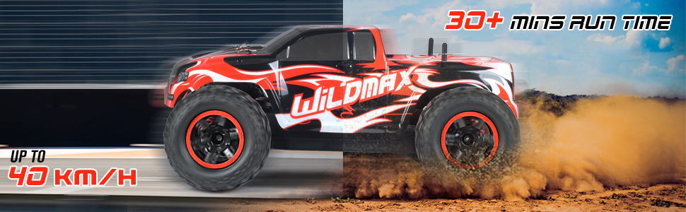 2cccb6d7 7458 451b 8c8a 13f6562aebd0.  CR0,0,970,300 PT0 SX970 V1    - NQD 1:10 Off Road RC Truck, 40+KM/H Remote Control Car, All Terrain Waterproof High Speed Remote Control Monster Truck, 4WD 2.4Ghz RC Cars for Kids & Adults Gifts