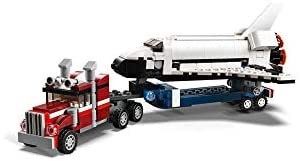 31d+cp5v6OL. AC  - LEGO Creator 3in1 Shuttle Transporter 31091 Building Kit (341 Pieces)