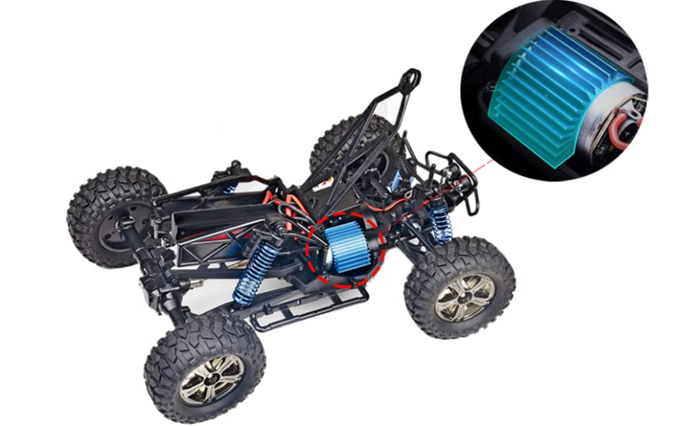 397a8379 a600 4524 8984 c23d6ce6a2dd.  CR0,0,1000,619 PT0 SX970 V1    - Jeep Rc Cars Off Road 4wd - Roterdon Rc Truck 1/14 Remote Control Car Cross-Country Monster Crawler Kids 35KM/H High Speed 2.4GHz Racing Vehicle Radio Control Toys for Boys Kids