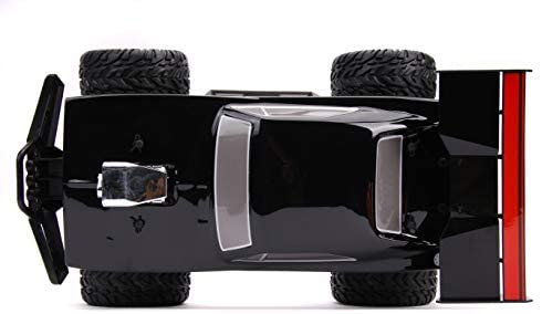 410v lr3BxL. AC  - Fast & Furious 1:12 4x4 Dom's Dodge Charger Elite RC Remote Control Car 2.4 Ghz, Toys for Kids and Adults