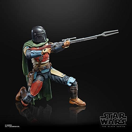 415afjQAqnL. AC  - Star Wars The Black Series Credit Collection The Mandalorian Toy 6-Inch-Scale Collectible Action Figure (Amazon Exclusive)
