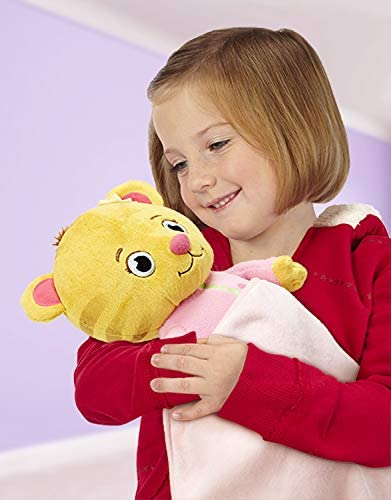 417pakmbsKL. AC  - Daniel Tiger's Neighborhood Cute and Cuddly Baby Margaret Plush Pink/Yellow