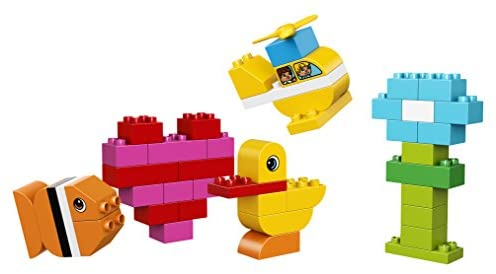 419sxQBzVPL. AC  - LEGO DUPLO My First Bricks 10848 Colorful Toys Building Kit for Toddler Play and Pretend Play (80 Pieces)
