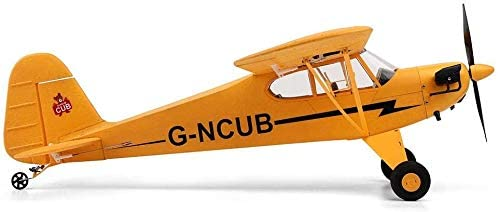 41BGz2pgrbL. AC  - iHobby RC Plane,4 Channel Remote Control Airplane Ready to Fly, 2.4Ghz RC Aircraft with Brushless Motor,RC Airplane for Adults and Advanced Kids