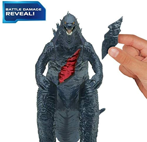 """41DunAIkM+L. AC  - Godzilla vs. Kong 2021 Bundle of 2 Monsterverse Movie Series 6"""" Action Figures Godzilla with Radio Tower and King Kong with Fighter Jet"""