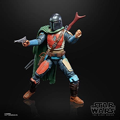 41RJ9wnJukL. AC  - Star Wars The Black Series Credit Collection The Mandalorian Toy 6-Inch-Scale Collectible Action Figure (Amazon Exclusive)