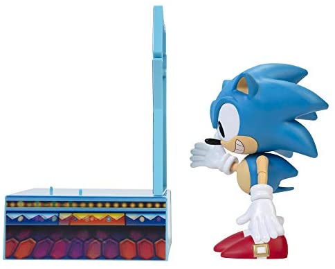 """41URtMNUk5L. AC  - Sonic The Hedgehog Ultimate 6"""" Sonic Collectible Action Figure"""