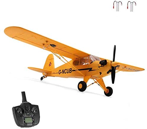 41VLTzym0kL. AC  - iHobby RC Plane,4 Channel Remote Control Airplane Ready to Fly, 2.4Ghz RC Aircraft with Brushless Motor,RC Airplane for Adults and Advanced Kids
