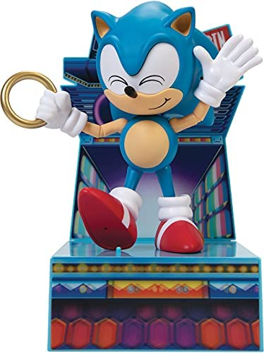 """41Xl2qs6TVS. AC  - Sonic The Hedgehog Ultimate 6"""" Sonic Collectible Action Figure"""
