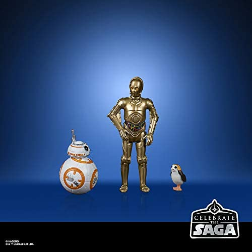 41d4aMF4EuL. AC  - Star Wars Celebrate The Saga Toys The Resistance Figure Set, 3.75-Inch-Scale Collectible Action Figure 6-Pack (Amazon Exclusive)