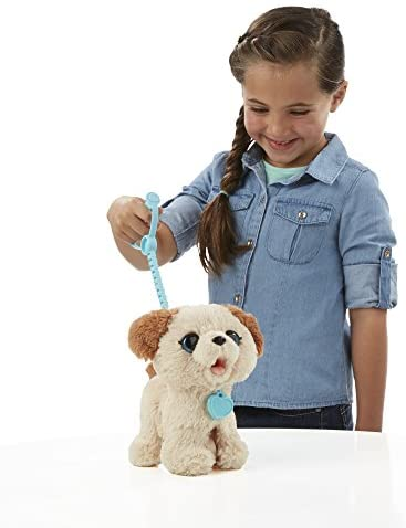 41eyWE  NFL. AC  - furReal Friends Pax My Poopin Pup Plush Toy (Amazon Exclusive)