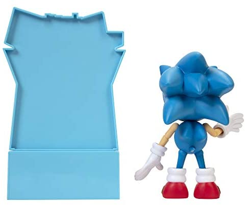 """41p6A23pF3L. AC  - Sonic The Hedgehog Ultimate 6"""" Sonic Collectible Action Figure"""