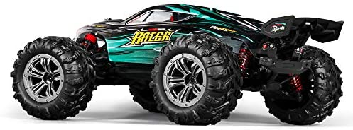 41pRryYh6WL. AC  - MIEBELY RC Cars 1: 16 Scale All Terrain 4x4 Remote Control Car for Adults & Kids, 40+ KM/H Waterproof Off-Road RC Trucks, High Speed Electronic Cars, 2.4Ghz Radio Controller, 2 Batteries, 2 Car Bodies