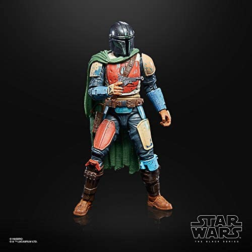 41qnqUi7SGL. AC  - Star Wars The Black Series Credit Collection The Mandalorian Toy 6-Inch-Scale Collectible Action Figure (Amazon Exclusive)