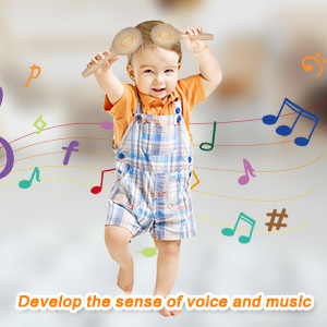 44c5df49 15a1 40d9 b3b4 de061fae7e76.  CR0,0,300,300 PT0 SX300 V1    - Kids Toddler Musical Instruments, Toddlers 100% Natural Wooden Music Percussion Toy Sets for Childrens Preschool Educational Age3-8 Early Learning, Musical Toys with Bags Boys and Girls