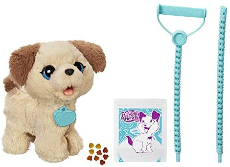51+4iM8tlWL. AC  - furReal Friends Pax My Poopin Pup Plush Toy (Amazon Exclusive)
