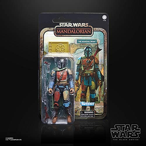 516dyo vwHL. AC  - Star Wars The Black Series Credit Collection The Mandalorian Toy 6-Inch-Scale Collectible Action Figure (Amazon Exclusive)