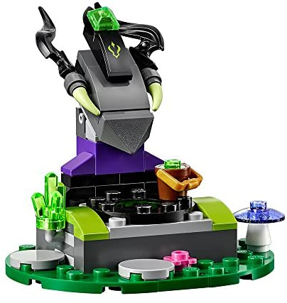 517FWrjj30L. AC  - LEGO Elves Fire Dragon's Lava Cave 41175 Creative Play Toy for 8- to 12-Year-Olds