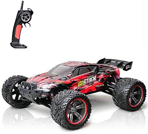 519seHZLDYL. AC  - GoStock Remote Control Car, 1:12 Scale Fast 38km/h RC Car, 2.4Ghz Off-Road RC Trucks, Remote Control Truck Monster Truck for Boys & Kids Adult