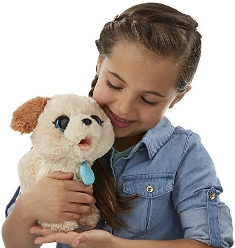 51RNctR0HnL. AC  - furReal Friends Pax My Poopin Pup Plush Toy (Amazon Exclusive)