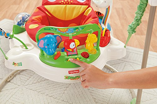 51VC8Lpc9bL - Fisher-Price Rainforest Jumperoo