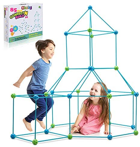 51h1JDMtBIL. AC  - Obuby Kids Fort Building Kit Construction STEM Toys for 5 6 7 8 9 10 11 12 Years Old Boys and Girls Ultimate Forts Builder Gift Build DIY Building Educational Learning Toy for Indoor & Outdoor