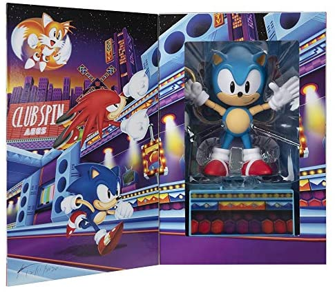 """51hRCQxI2kL. AC  - Sonic The Hedgehog Ultimate 6"""" Sonic Collectible Action Figure"""