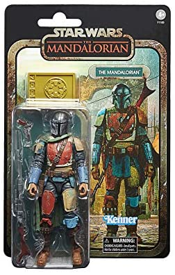 51jAZH0uALL. AC  - Star Wars The Black Series Credit Collection The Mandalorian Toy 6-Inch-Scale Collectible Action Figure (Amazon Exclusive)