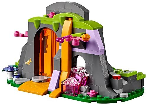51o xAxkOuL. AC  - LEGO Elves Fire Dragon's Lava Cave 41175 Creative Play Toy for 8- to 12-Year-Olds