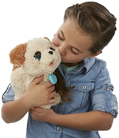 51vPE+5OBbL. AC  - furReal Friends Pax My Poopin Pup Plush Toy (Amazon Exclusive)