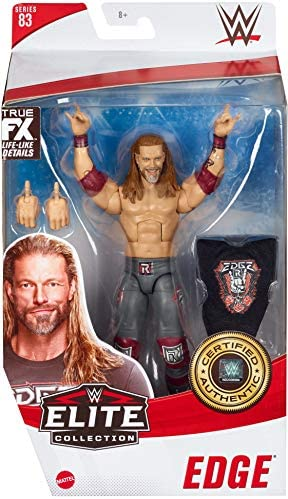 51yEPuy4csL. AC  - WWE Edge Elite Collection Series 83 Action Figure 6 in Posable Collectible Gift Fans Ages 8 Years Old and Up