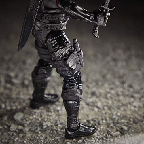 51yLMGf+E4L. AC  - G.I. Joe Classified Series Snake Eyes Action Figure 02 Collectible Premium Toy with Multiple Accessories 6-Inch Scale with Custom Package Art