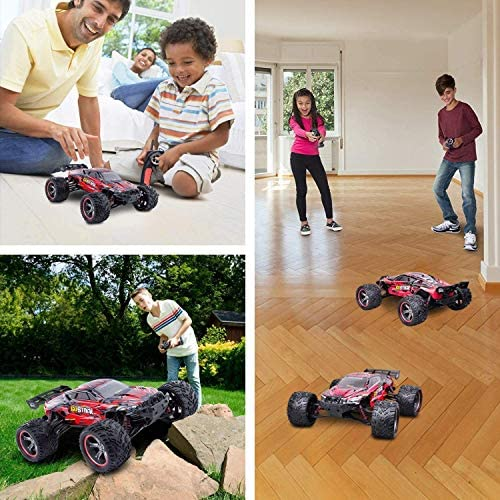 51ymFZgoCUL. AC  - GoStock Remote Control Car, 1:12 Scale Fast 38km/h RC Car, 2.4Ghz Off-Road RC Trucks, Remote Control Truck Monster Truck for Boys & Kids Adult