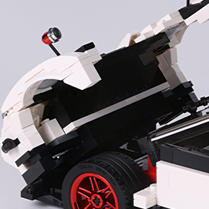 59e06f71 422e 4b4a 8e7f a3d8a5eb8be4.  CR0,0,300,300 PT0 SX300 V1    - TOYSLY Mini Sports Car Zoda MOC Building Blocks and Construction Toy, Adult Collectible Model Cars Set to Build, 1:14 Scale Race Car Model (960 Pcs)
