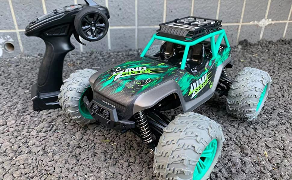 6492b4b0 590f 439d 8e60 ba67b348175b.  CR0,95,1440,891 PT0 SX970 V1    - Remote Control Car, 1:14 Scale Christmas Large RC Cars 36 KM/H Speed 4WD Off Road Monster Trucks, All Terrain Electric Toy Trucks for Adults & Boys 8-12 - 2 Batteries for 60+ Min Play