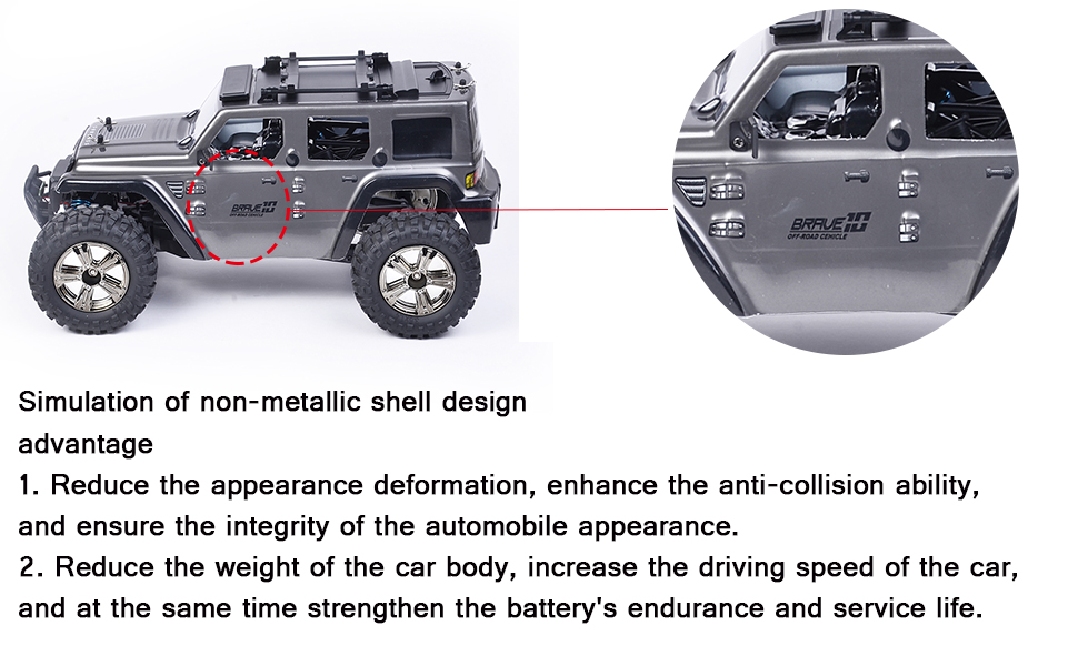 66918d07 cb78 41f6 b27a b1ad67cfc5db.  CR0,0,970,600 PT0 SX970 V1    - Jeep Rc Cars Off Road 4wd - Roterdon Rc Truck 1/14 Remote Control Car Cross-Country Monster Crawler Kids 35KM/H High Speed 2.4GHz Racing Vehicle Radio Control Toys for Boys Kids