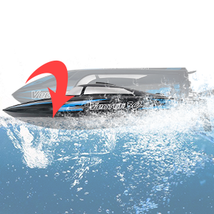 6694550c 6c24 4a97 8ea3 65bcbc32dcdc.  CR0,0,300,300 PT0 SX300 V1    - RC Boat, 2.4Ghz Remote Control Boat for Pools and Lakes, 4 Channels Fast Racing Boat with 30+KPH Speed Boat Toys for Kids and Adults (Blue)