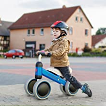 67ab5a8b 57b7 4beb a978 e71568057e75.  CR0,0,447,447 PT0 SX220 V1    - Baby Balance Bikes 10-24 Month Children Walker | Toys for 1 Year Old Boys Girls | No Pedal Infant 4 Wheels Toddler Bicycle | Best First Birthday New Year Holiday