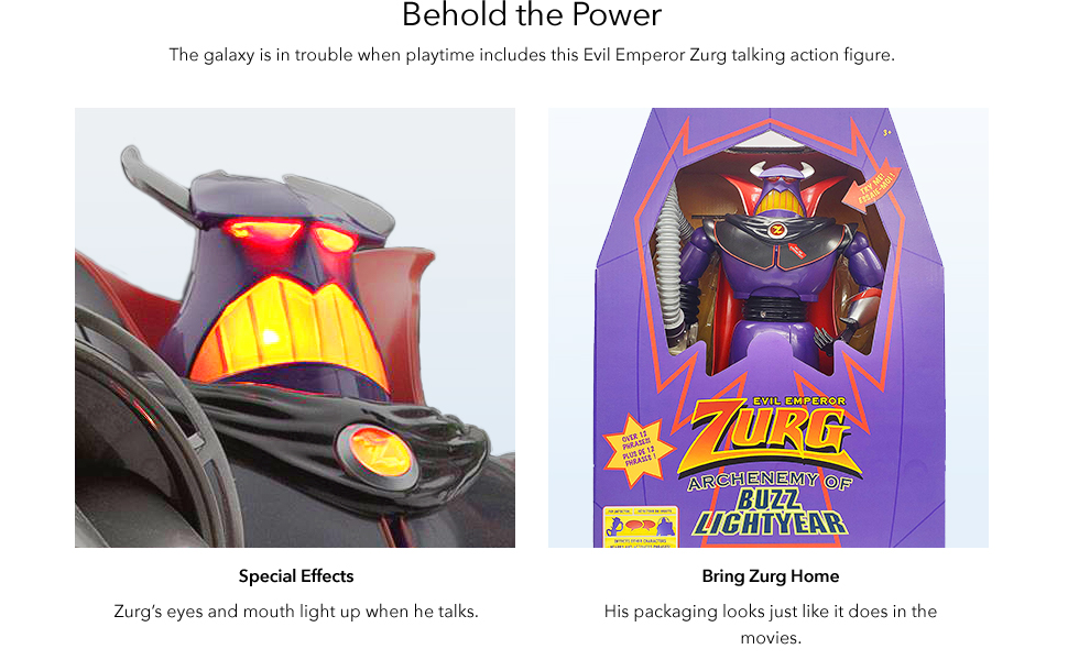 7038619e 014e 4fb2 ac09 56913c3c8c2e.  CR0,0,970,600 PT0 SX970 V1    - Disney Pixar Zurg Talking Action Figure – Toy Story