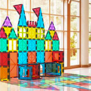 72ec3239 412c 4dac 8875 a79fc9291949.  CR0,0,300,300 PT0 SX300 V1    - Magnetic Building Blocks Game Toy, 75 Pcs 3D Magnetic Tiles Construction Playboards Kit Develop Kids Imagination, Inspiration and Fine Motor Skills in Children Educational Toys for Age 3 - 8 Year-Old