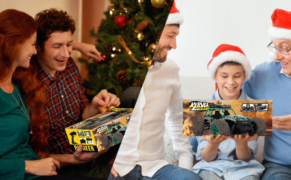 73cb82d5 311a 4b57 854f 560daaa7ebdd.  CR0,0,970,600 PT0 SX970 V1    - Remote Control Car, 1:14 Scale Christmas Large RC Cars 36 KM/H Speed 4WD Off Road Monster Trucks, All Terrain Electric Toy Trucks for Adults & Boys 8-12 - 2 Batteries for 60+ Min Play