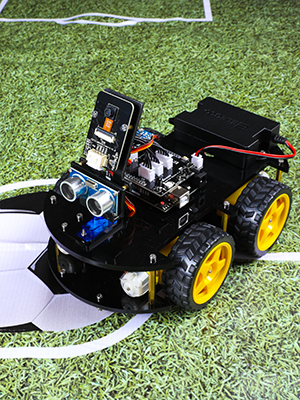 890b1216 6a3c 4bbf a9cd b7d2e76f30ed.  CR0,0,300,400 PT0 SX300 V1    - ELEGOO UNO R3 Project Smart Robot Car Kit V4.0 with UNO R3, Line Tracking Module, IR Remote Control Module etc. Intelligent and Educational Toy Car Robotic Kit Compatible with Arduino Learner