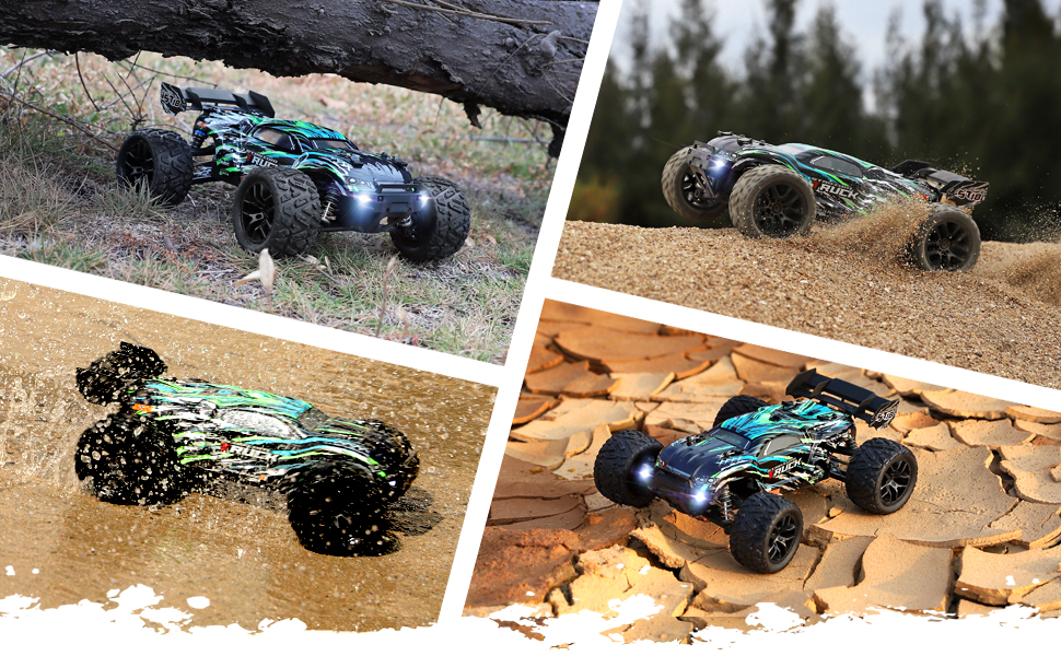 89924faa bb07 4fb5 8e23 db0722ca00b1.  CR0,0,970,600 PT0 SX970 V1    - HAIBOXING RC Cars Hailstorm, 36+KM/H High Speed 4WD 1:18 Scale Electric Waterproof Truggy Remote Control Off Road Monster Truck with Two Rechargeable Batteries, RTR ALL Terrain Toys for Kids and Adult