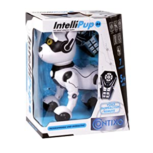 9a8a19e1 2d0f 467f 9cd0 b5eaa485d268.  CR33,0,1934,1934 PT0 SX300 V1    - Contixo R4 IntelliPup Robot Dog, Walking Pet Toy Robots for Kids, Remote Control, Interactive & Smart Dancing Dance, Voice Commands, RC Dog for Gift Toy for Girls & Boys Ages 2,3,4,5,6,7,8,9,10 Years