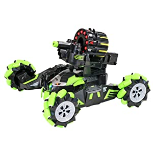 9c613554 7f12 4dce b766 f7a64a519c57.  CR0,0,2000,2000 PT0 SX300 V1    - Contixo SC2 All Terrain Combat Commando Military Assault Vehicle 2.4GHz Remote Control Car for Boys 8-12, RC Car Toy Vehicle Comes with 36 Bullets. Moves Fast and Battles with Other SC2 rc Cars!