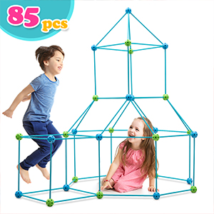 a4fd73d9 4549 4d0f bbdc 00845b3da770.  CR0,0,300,300 PT0 SX300 V1    - Obuby Kids Fort Building Kit Construction STEM Toys for 5 6 7 8 9 10 11 12 Years Old Boys and Girls Ultimate Forts Builder Gift Build DIY Building Educational Learning Toy for Indoor & Outdoor