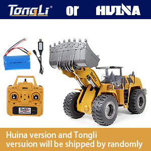 a516d362 129b 4791 a87f 88ed4dff7d58.  CR0,0,300,300 PT0 SX300 V1    - TongLi 583 1:14 Scale Metal RC Wheel Loader Toy Construction Trucks Vehicles Remote Control Outdoor Toys Bulldozer for Adults 2.4Ghz Powerful Upgraded with LED Lights and Simulation Sound